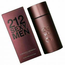 Carolina Herrera 212 Sexy Men мужской аромат