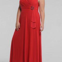 New evening dress ? large size