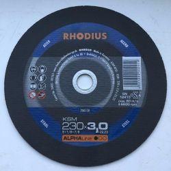 Kesme diski Rhodius 230x3x22