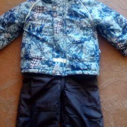 Κοστούμι χειμωνιάτικη εταιρεία LEO