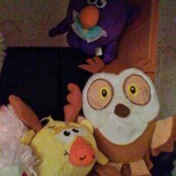 М'які іграшки - Смешарики