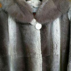 Νέο παλτό κάστορας
