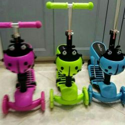 3-in-1 scooter
