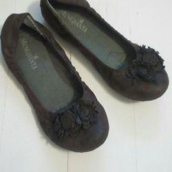 Pantofi. Balet. 36 dimensiune