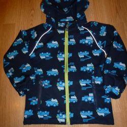 NameIt Softshell jacket size 98 SECOND-HAND
