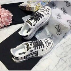 Sneakers D & G
