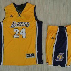 Orijinal NBA basketbol forması. Kobe Bryant