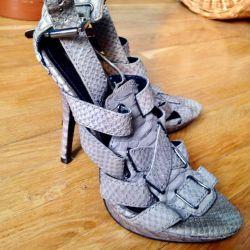 Sandals Zara high heel ?