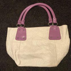 Νέα τσάντα λάκας