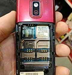 Samsung c3312 на запчасти