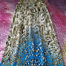 Summer dress. Size 44-46