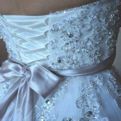 Пышное свадебное платье+подарки🎁