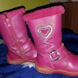 🌸Demi-season boots. 27