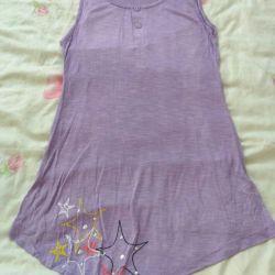 Tunic-T-shirt