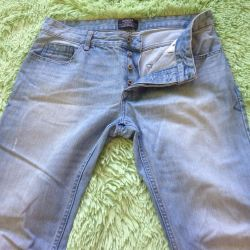 Jeans husband