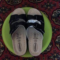 New Italian Slippers 39