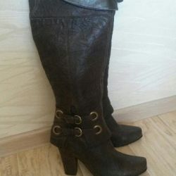 Buttocks boots NEW pp. 38