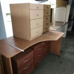 Офісні меблі бу