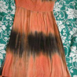 Light dress