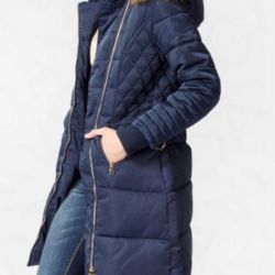 Down jacket state of the new