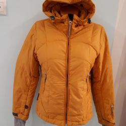 Women's down jacket WILDRoSES