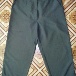 7/8 summer trousers