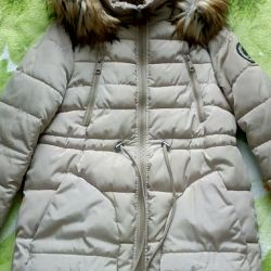 Coat virgins. winter, 158