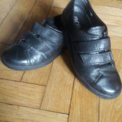 Düşük ayakkabı - ayakkabı