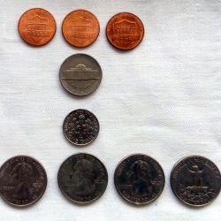 Монеты США
