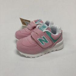 Pantofi pentru copii noul sold 574