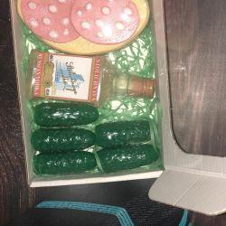 Handmade soap for February 23
