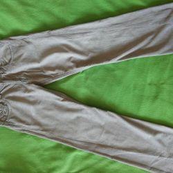 Jeans velveteen Armani Jeans