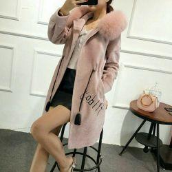 Ceket (tilki yaka, koyun derisi ceket)