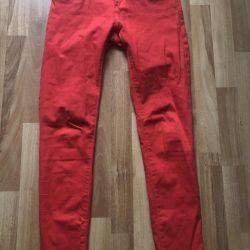 Брюки ,шорты,джинсы дев.44
