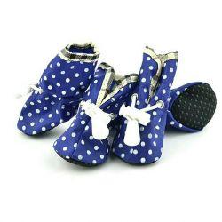 Köpekler için yeni ayakkabılar