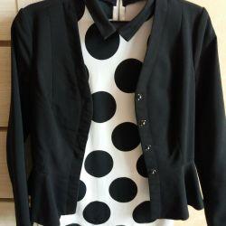 Ceket ve bluz