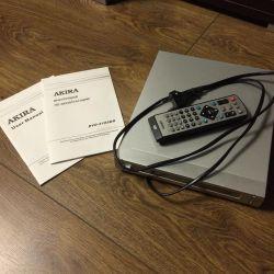 Akira DVD Player