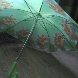 Umbrela pentru copii nouă