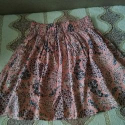 Summer skirt, size 44-46