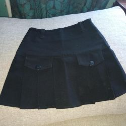 🎀 School skirt