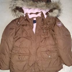 Jacket for girl 3-4 years