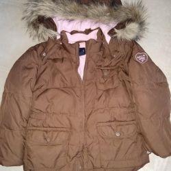 Jacket pentru fetiță 3-4 ani