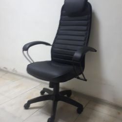 Armchairs for office BP-5 Black