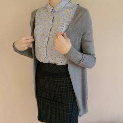 Πουκάμισο φουλάρι φούστα