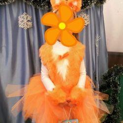 Costume of a fox