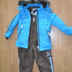 Winter suit kanz, size 104