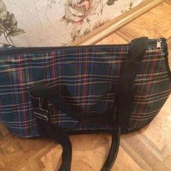 köpek çantası