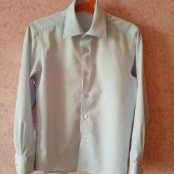 Shirt Peplos 128