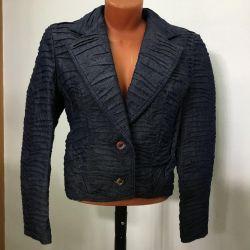 Новый Джинсовый пиджак Франция