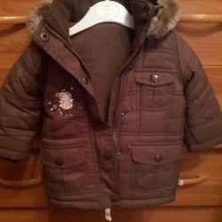 Children's jacket 74р.